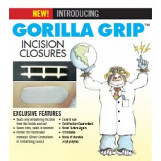 Gorilla Grip™ Incision Closure - G-PACK